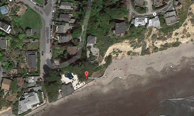 Grace Slick and Paul Kantner's Home In Bolinas