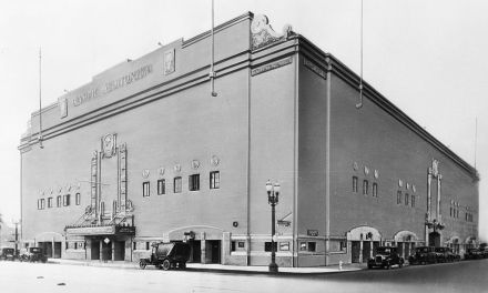 Grand Olympic Auditorium – Los Angeles