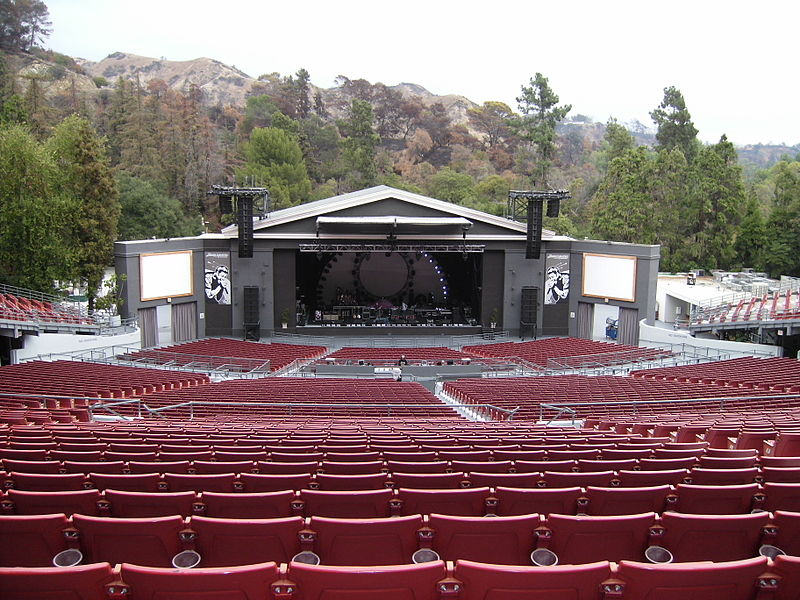 Greek Theater Los Angeles