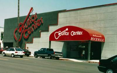 Guitar Center – Hollywood