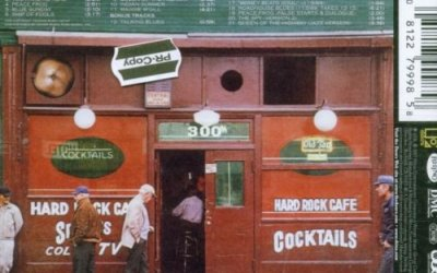 "The Original Hard Rock Cafe –  Where ""Morrison Hotel"" Album Back Cover Was Shot"