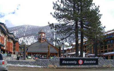 Heavenly Ski Resort – Where Sonny Bono Died
