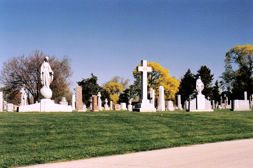 Holy Sepulchre Cemetery