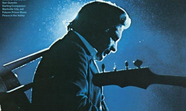 Johnny Cash at San Quentin Album Cover Location