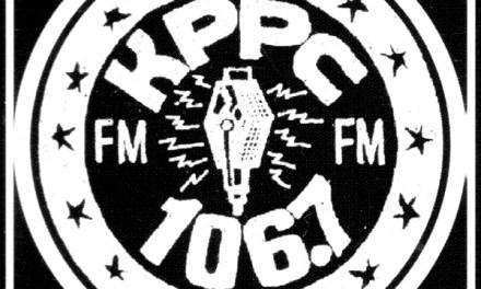 KPPC-FM – Former Underground Radio Station