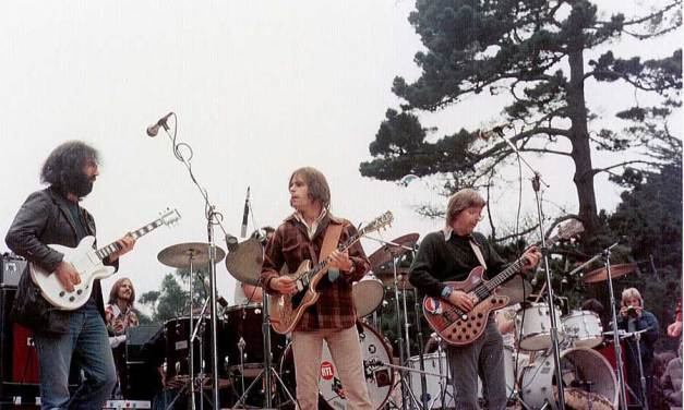 Lindley Meadows – Golden Gate Park