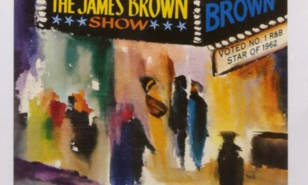 Live at the Apollo by James Brown Album Cover Location