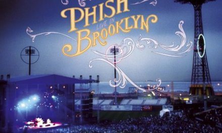 Live in Brooklyn By Phish Album Cover Location
