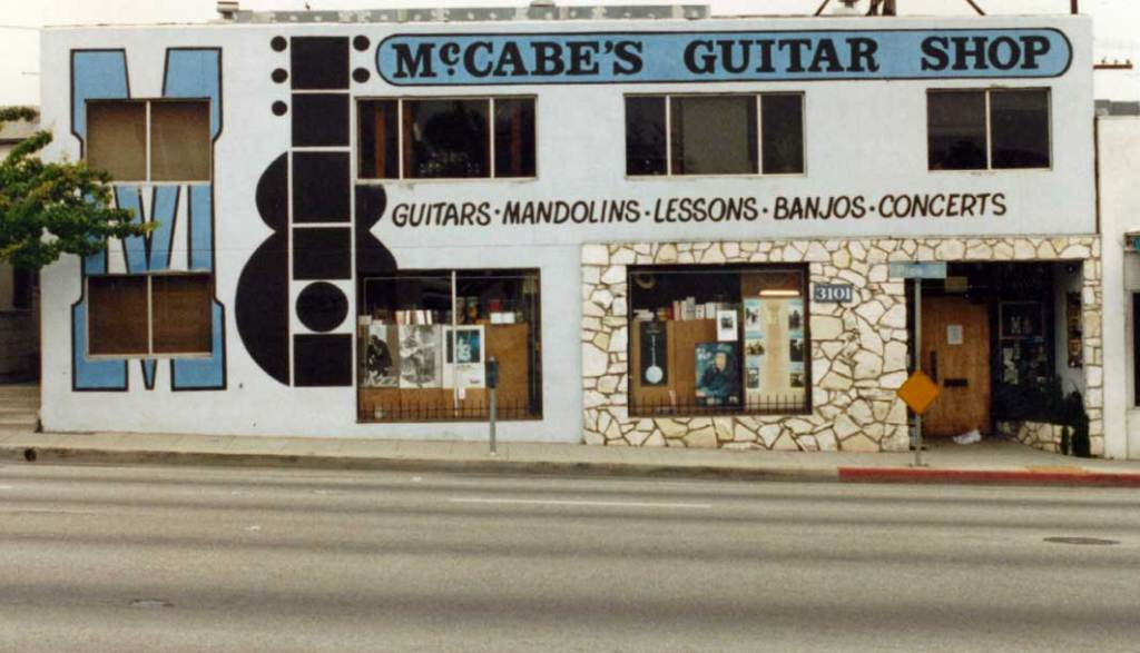 McCabe's Guitar Shop