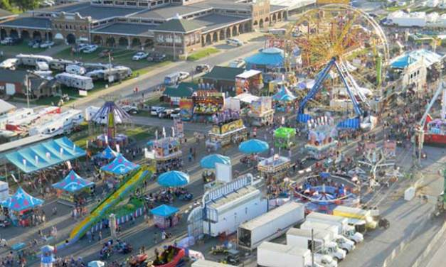 Missouri State Fairgrounds – Ozark Music Festival