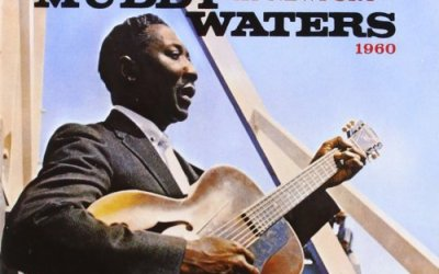 Newport 1960 By Muddy Waters Album Cover Location