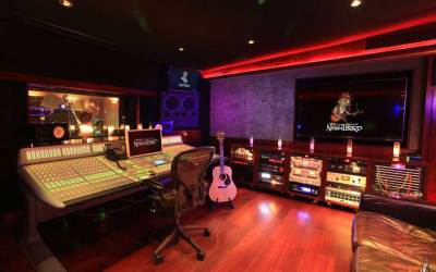 NightBird Recording Studios – Aerosmith, Foreigner, Billy Idol, Ozzy Osbourne, Roger Waters