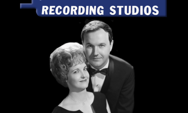 """Norman Petty Studios – Buddy Holly Hits Including """"Peggy Sue"""" Recorded Here"""