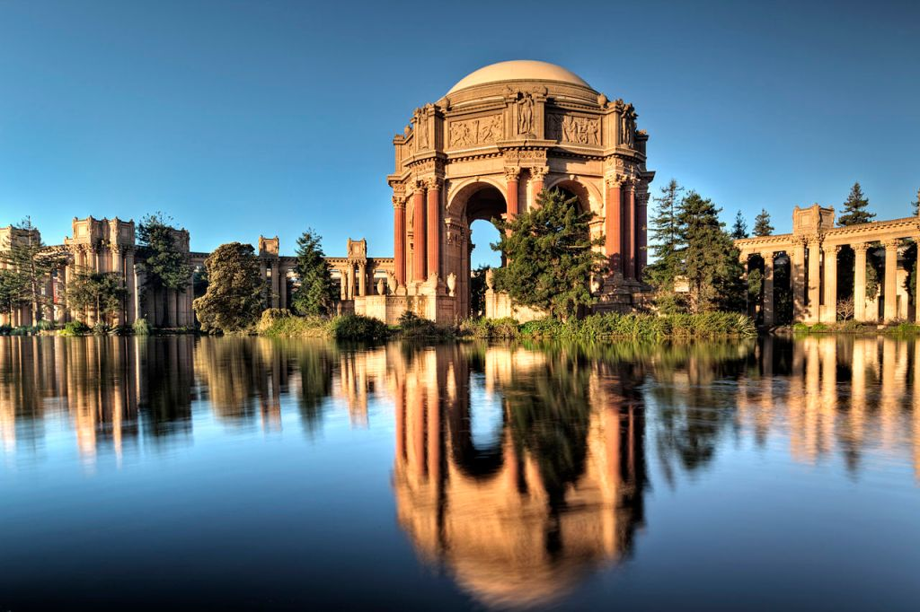 Palace of Fine Arts Theater