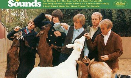 Pet Sounds By The Beach Boys Album Cover Location