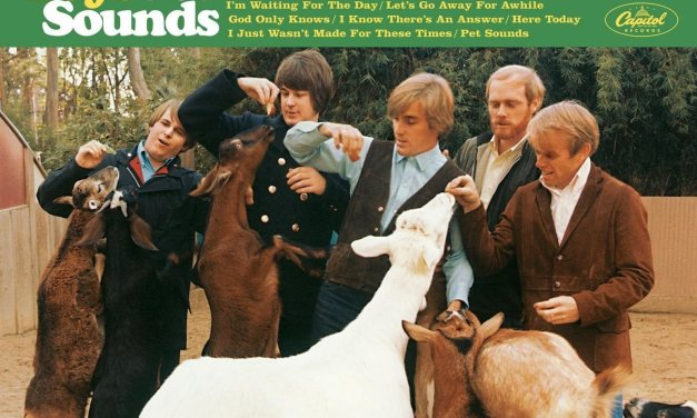 Pet Sounds By The Beach Boys Album Cover Location