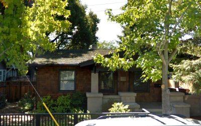 Phil Lesh's Former Home In Palo Alto