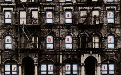 """""""Physical Graffiti"""" By Led Zeppelin Album Cover Location"""