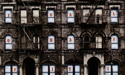 """Physical Graffiti"" By Led Zeppelin Album Cover Location"