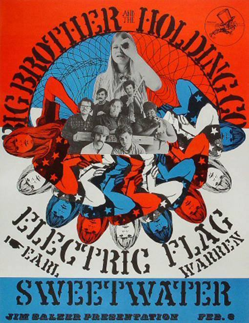 Poster For Earl Warren Show Grounds