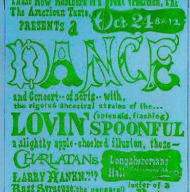 Longshoremen's Hall – Early San Francisco Bay Area Venue