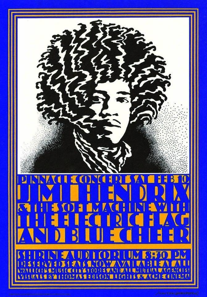 Poster For Shrine Auditorium