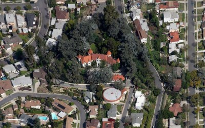 Pyrenees Castle – Phil Spector's Last Home Before Going To Jail