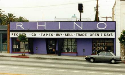 Rhino Records, A Novelty, Comedy And Reissue Label, A Part Of Warner Music Group