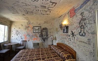 Alta Cienega Motel – Jim Morrison Lived Here