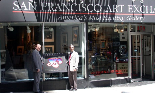 San Francisco Art Exchange – Art Created By And About Musicians