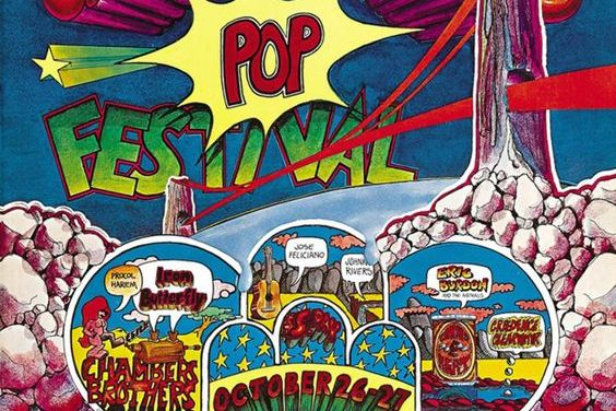 Alameda County Fairgrounds – San Francisco Pop Festival