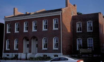 Scott Joplin House State Historic Site In St. Louis Missouri