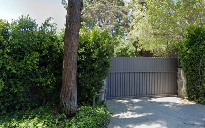 Sly Stone And Then John Philips' Bel Air Home