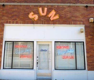 "Sun Studio, Legendary Recording Studio And Cover Of ""The Complete Million Dollar Quartet"" Album"