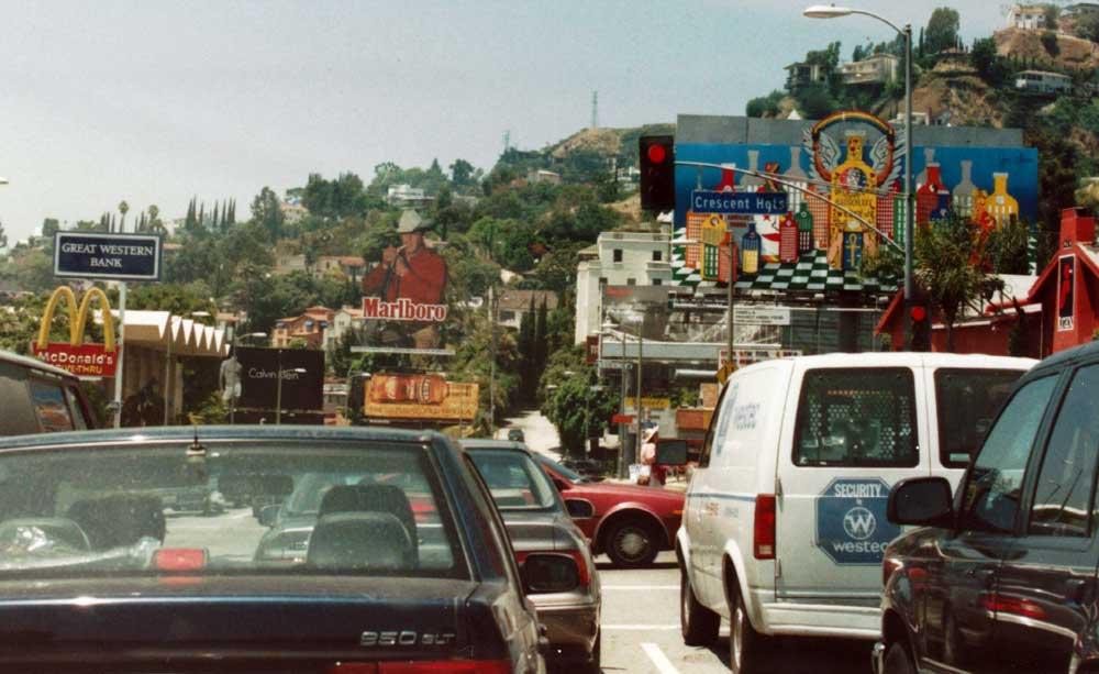 Sunset Strip Billboards