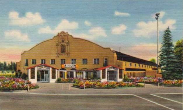 Swing Auditorium – Buffalo Springfield's First Concert
