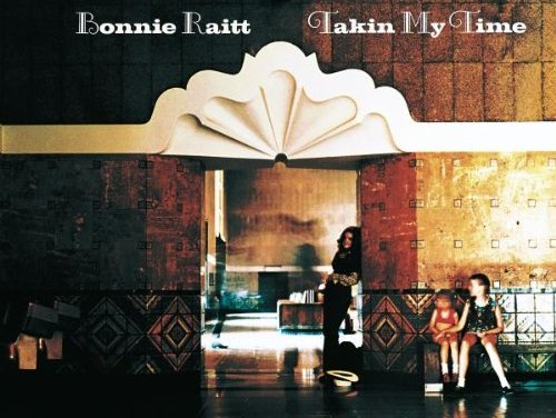 """Takin My Time"" By Bonnie Raitt Album Cover Location"
