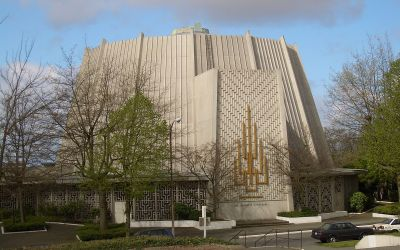 Temple De Hirsch In Seattle Held Jimi Hendrix's First Ever Gig