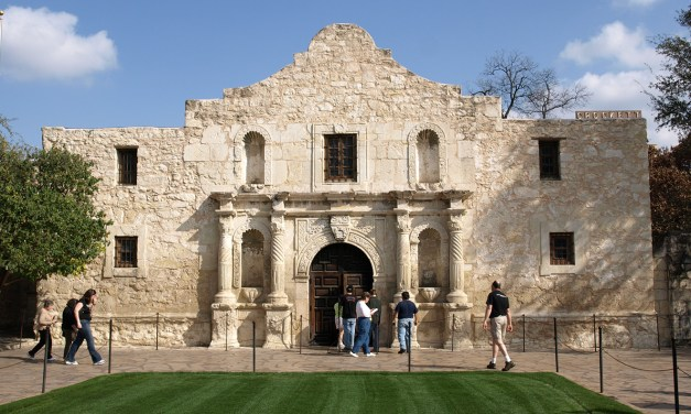 The Alamo Gets Peed On By A Drunk Ozzy Osbourne