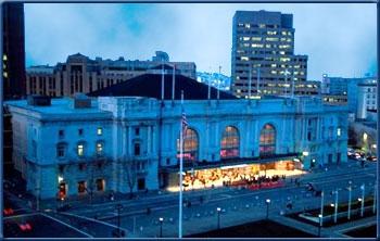 The Bill Graham Civic Auditorium
