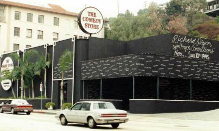 The Comedy Store – Previously Ciro's Where The Byrds Became Famous