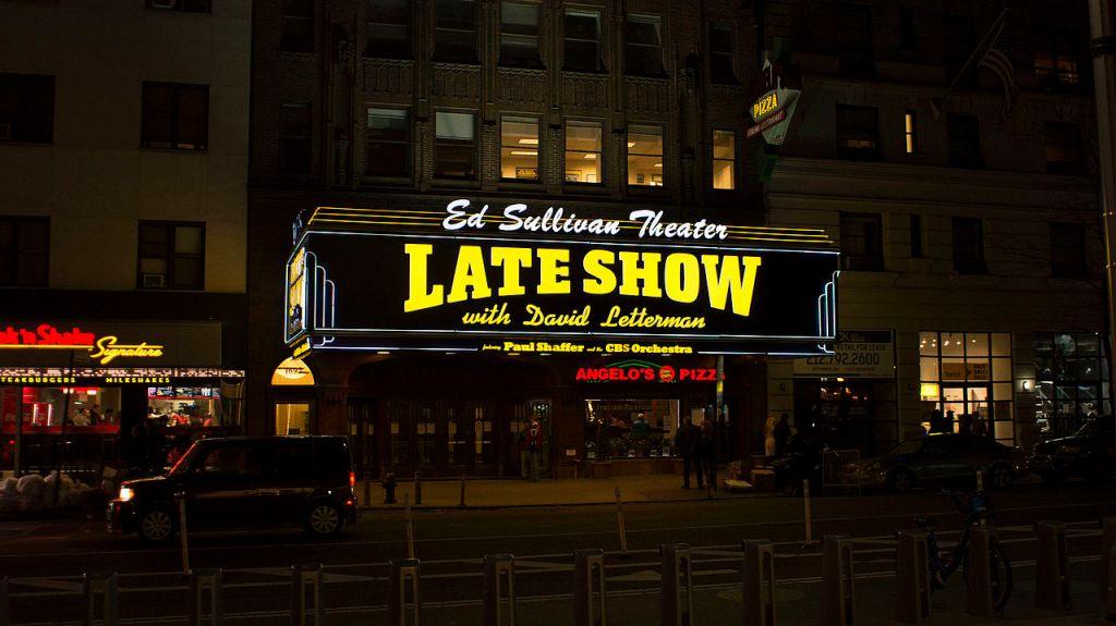 The Ed Sullivan Theater