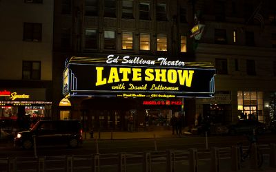 The Ed Sullivan Theater – Home To Many Famous Television Performances