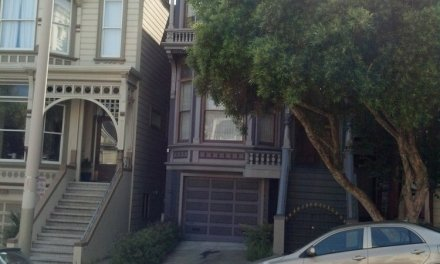 The Grateful Dead House In San Francisco California