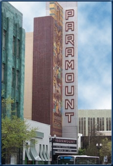 The Paramount Theatre