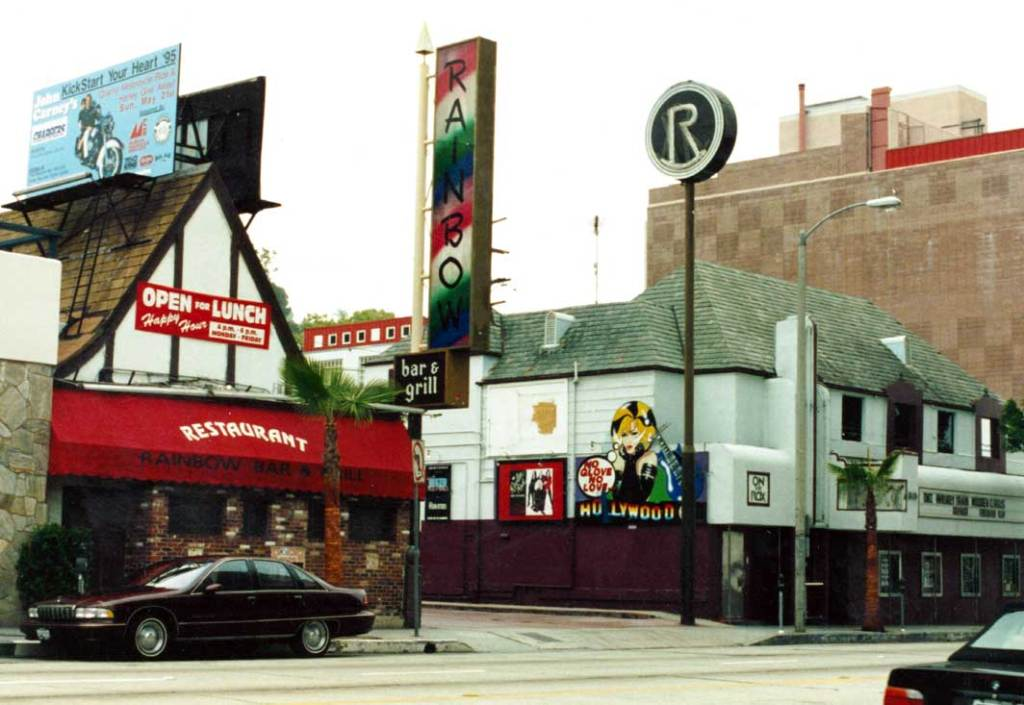 The Rainbow Bar & Grill