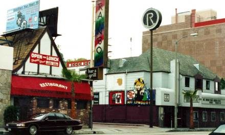 The Rainbow Bar & Grill, A Rock N Roll Hang Out And Institution