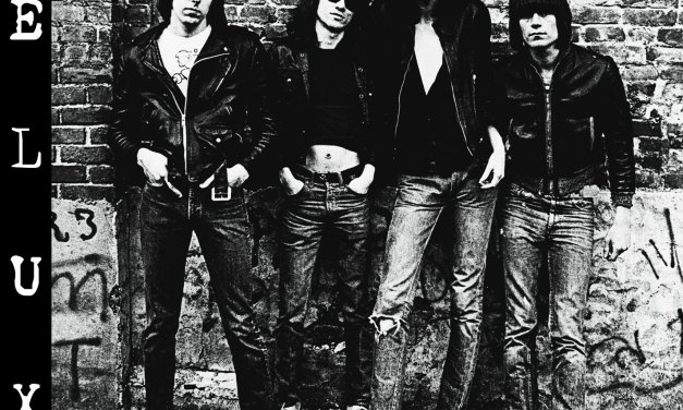 The Ramones by The Ramones Album Cover Location