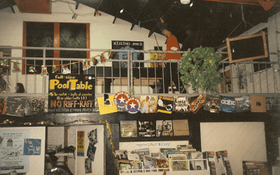 The Sound Garden, New And Used Record Store