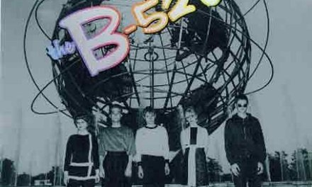 Time Capsule By The B-52's Album Cover Location